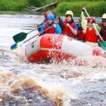 Водный туризм (11 фото)