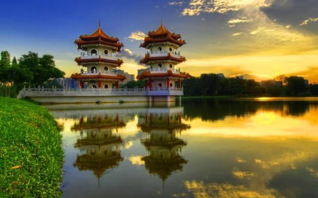 Воистину Поднебесная – Китай