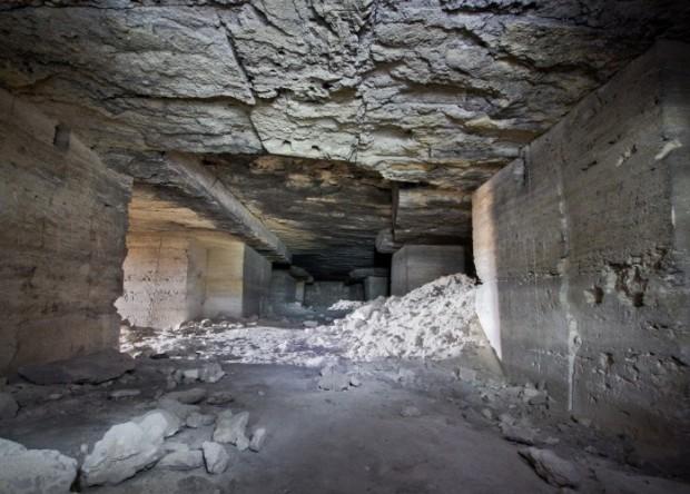 Вопросы истории и ответы в катакомбах Керчи