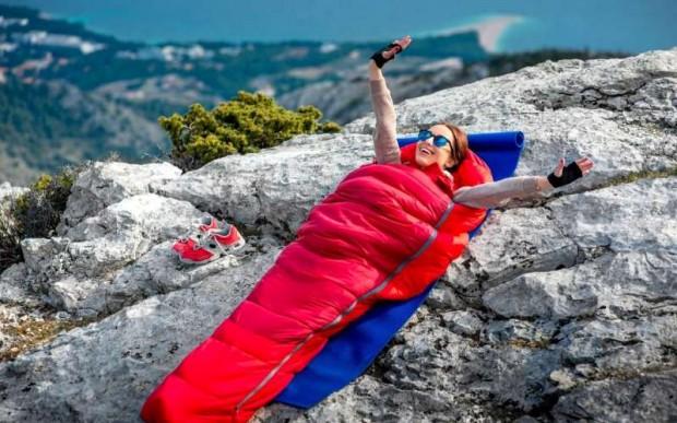 Выбираем спальный мешок для туристического похода