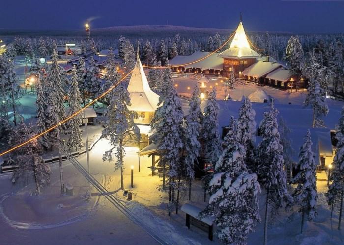 Где отдохнуть в январе