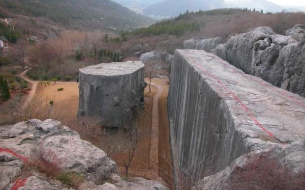 Глыбы Китая – древняя Яншаньская плита