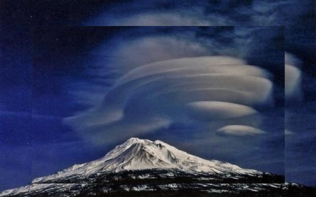 Гора Шаста (США) туристическая достопримечательность или место силы