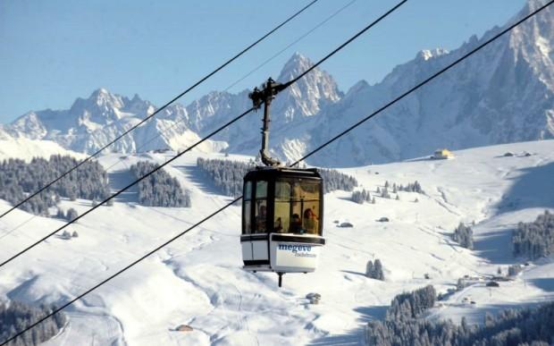 Горнолыжный курорт Межев или лучшее в Альпах