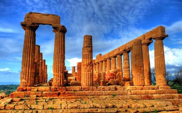 Города Сицилии