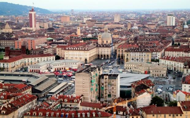 Город дьявола – Турин