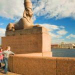 Гранитное обрамление Санкт-Петербурга