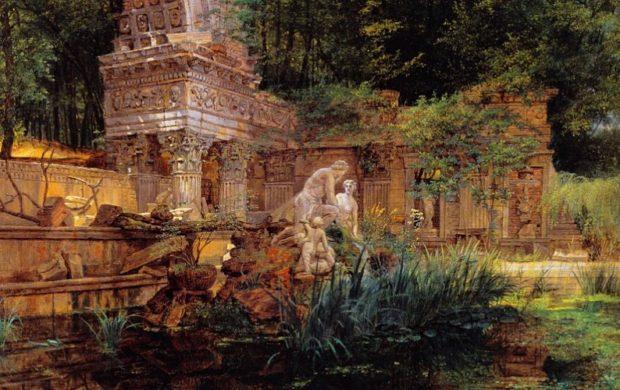 Дворец для охоты или Тени прошлого Белой горы