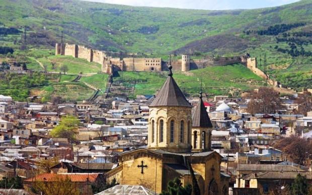 Дербентская крепость