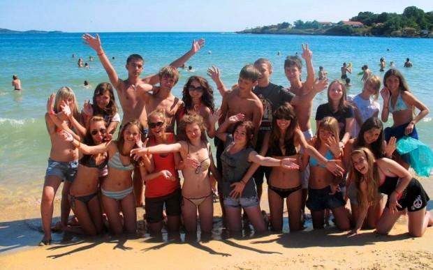 Детские лагеря на море из Санкт-Петербурга