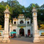 Достопримечательности Вьетнама: храм Куан Тхань (14 фото)