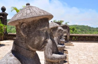 Древние города Азии: Гробницы императоров Нгуен