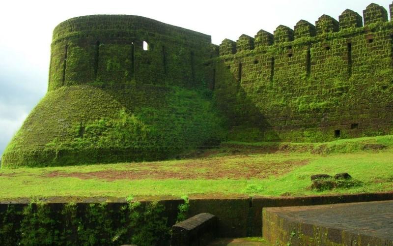 Древние города Индии: Зеленый форт Мирджан