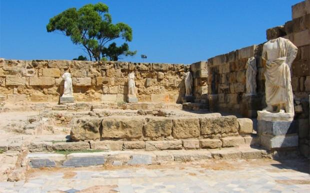 Древние города Кипра