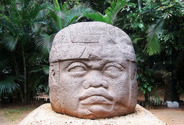 Древний город Мексики: Ла-Вента