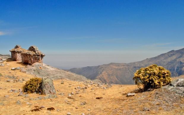 Древние города Перу. Плато Маркагуаси (Маркахуаси, Marcahuasi)