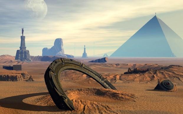 Древний Египет по-прежнему популярен
