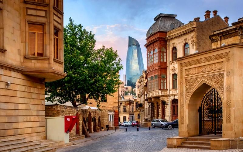 Древний город Баку
