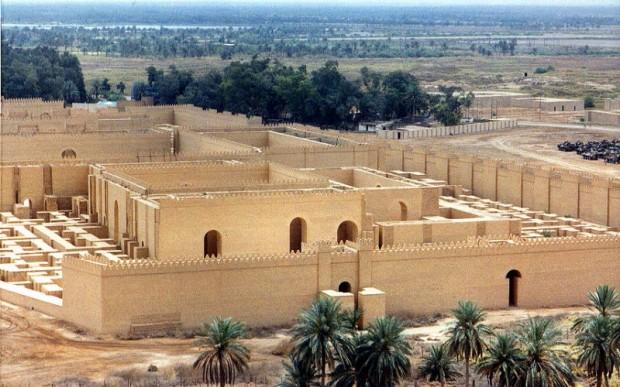 Древний город Вавилон