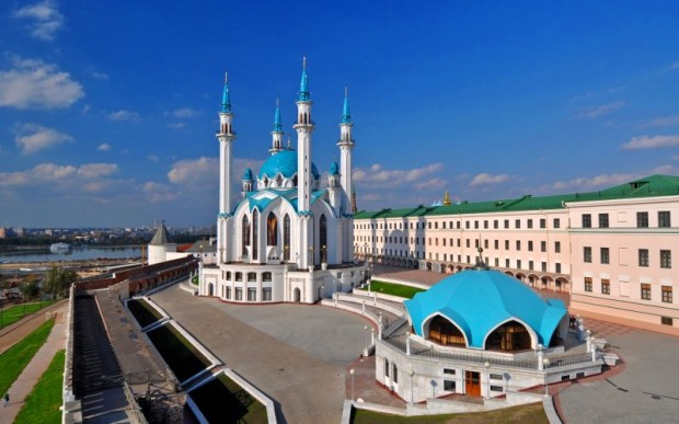 Древний город Казань