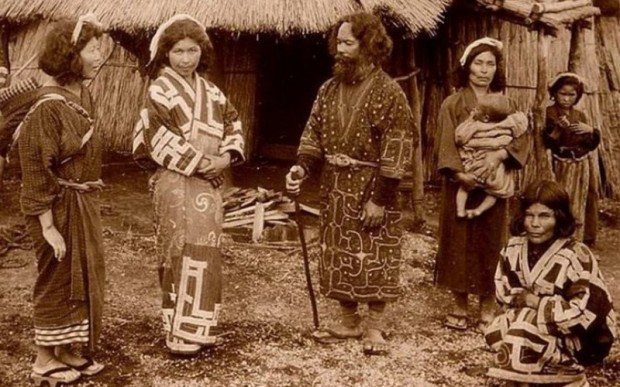 Древний народ Айны, наследие предков