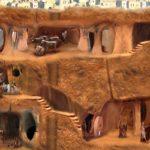 Древний подземный город Деринкую (15 фото)