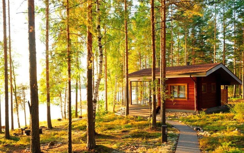 Еще немного про отдых в Финляндии