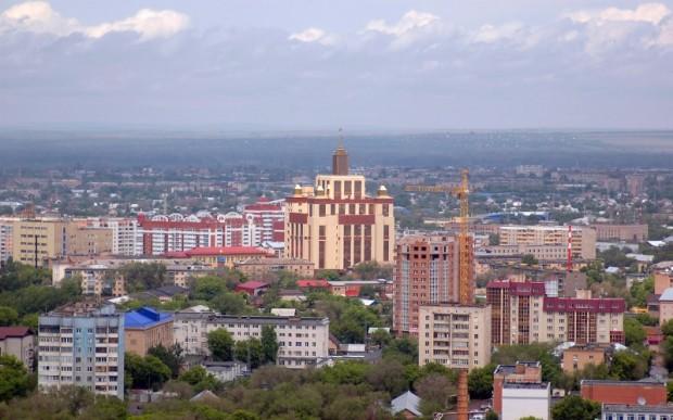 Замечательный Оренбург