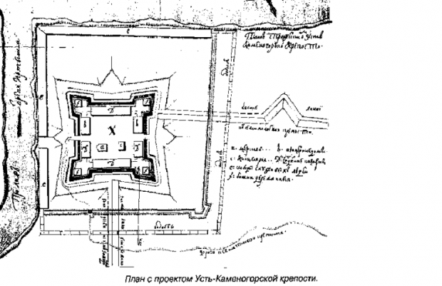 Звездные форты Тартарии