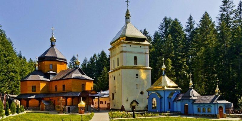 Ивано-Франковск – город у подножья восточных Карпат