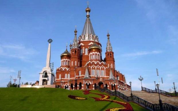 Ижевск, две крепости и другие достопримечательности