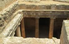 Интересные места Крита: гробницы королей в Пафосе