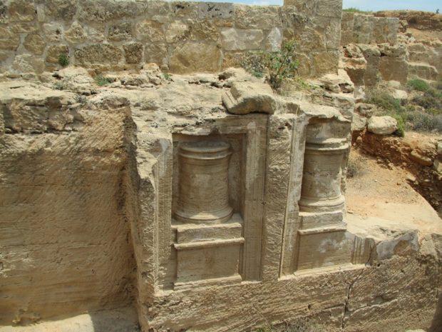 Интересные места Греции: Гробницы королей в Пафосе