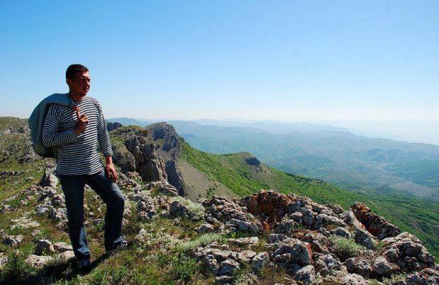 Интересные места Крыма Караби-яйла
