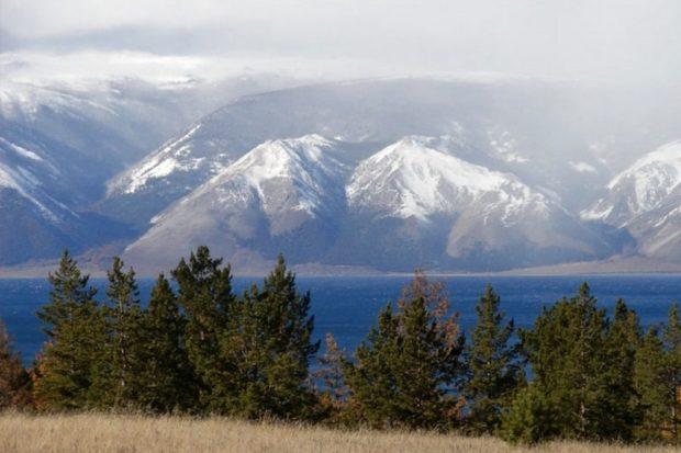 Интересные места России: озеро Байкал