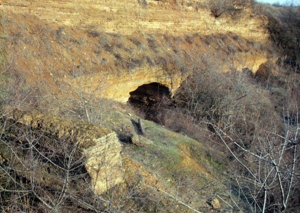 Интересные места Ростовской области: Туннели Большого Лога