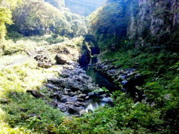 Интересные места Японии: Ущелье Такатихо