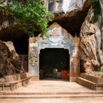 Интересные места в Пханг Нга: Храм обезьян (23 фото)