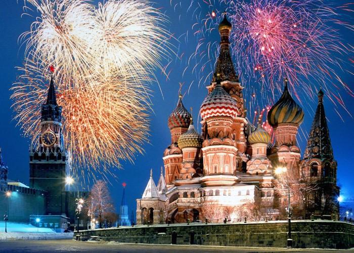 Интересные места на Новый год