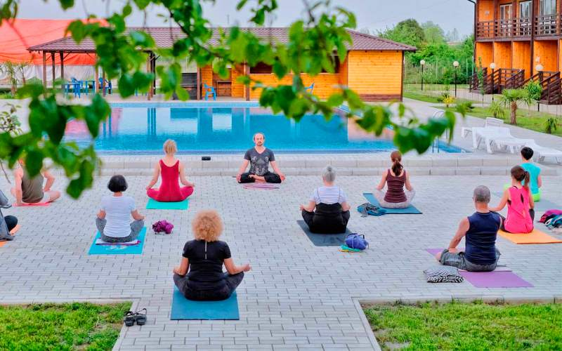 Йога тур – что это? Познаем мир и себя