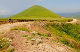 Кавказская пирамида – Гора Тузлук