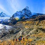 Кавказ в Западном Приэльбрусье – пеший туризм и всё, всё, всё
