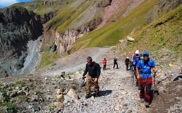 Кавказ в Западном Приэльбрусье – пеший туризм и всё, всё, всёНачать путешествие с Begin-Journey