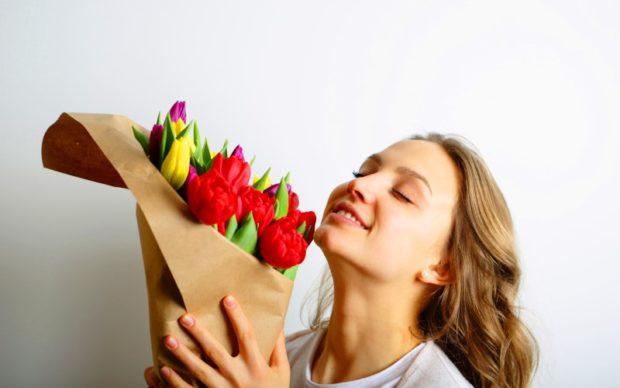 Как дольше сохранить срезанные тюльпаны