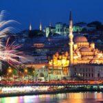 Как провести новогодние праздники в Турции (7 фото)