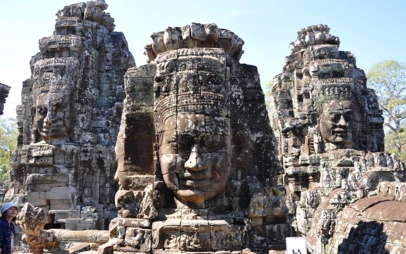 Камбоджа, путешествие в мир интересного