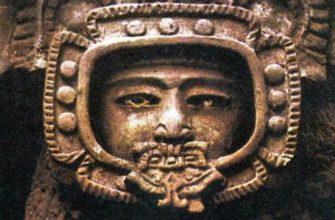 Космонавты Майя