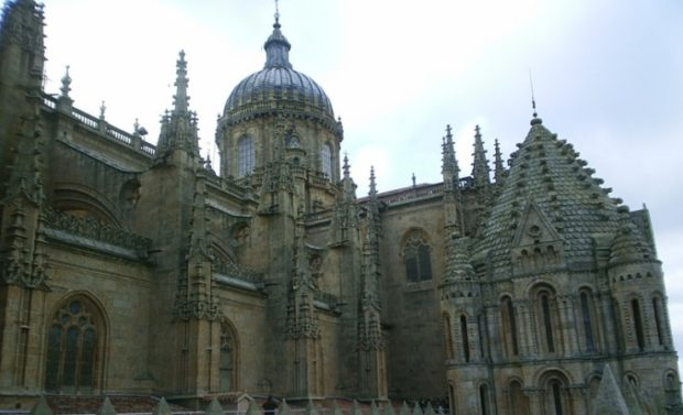 Космонавт Catedral Nueva