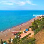 Крым: отдых в Рыбачьем