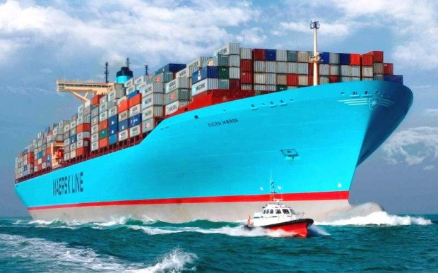 Кто в контейнере живет, путешествуя по морю